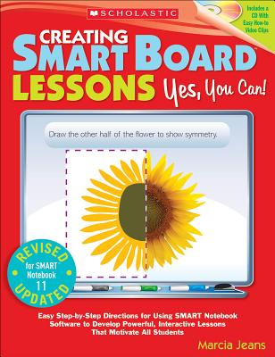 Creating Smart Board Lessons By Jeans, Marcia